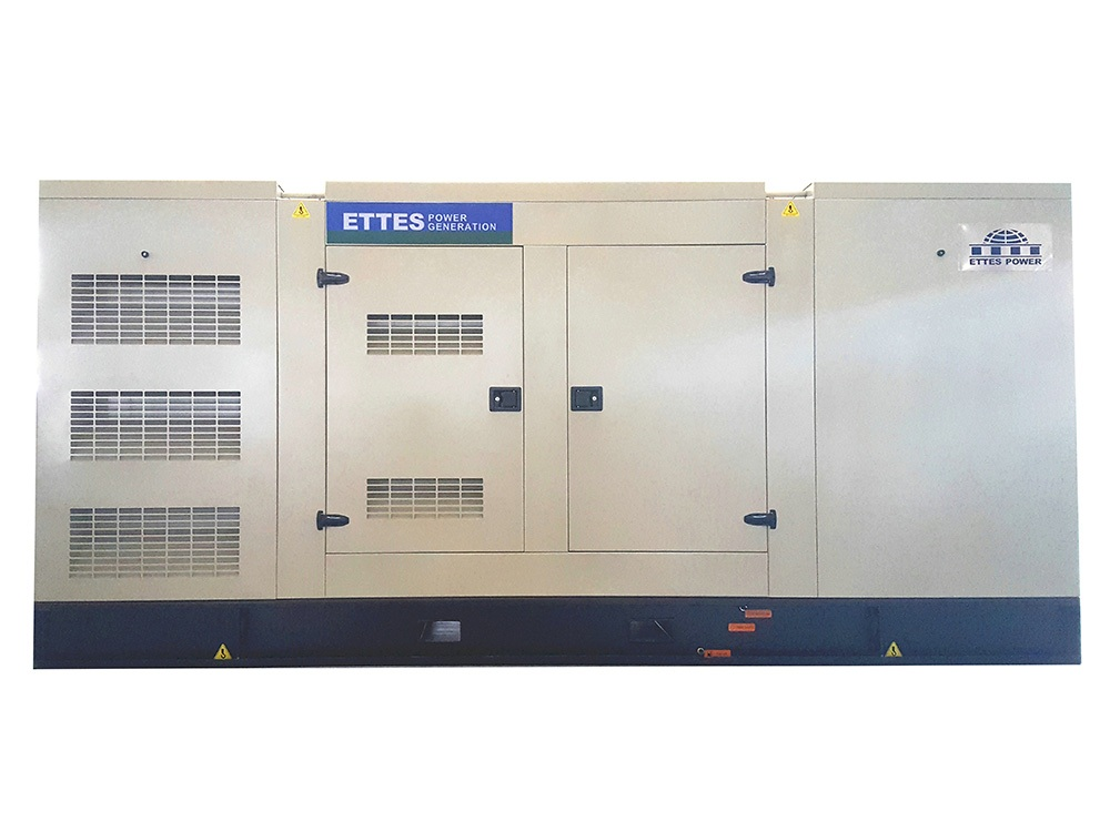 ES Gensets Models List