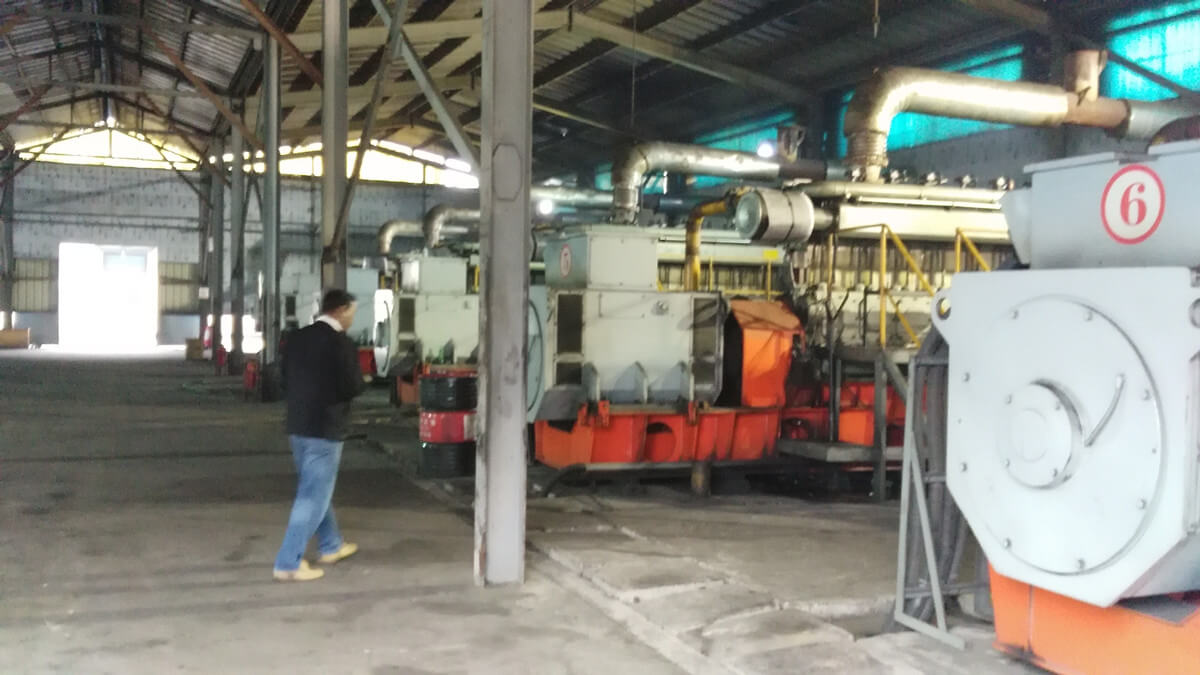 3MW Syngas Coke Oven Gas Power Plant to Indonesia