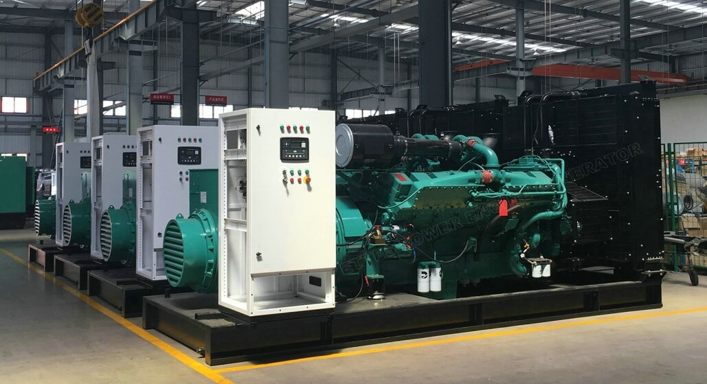 Cummins Diesel Engine Generators to South Africa