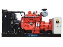 Cummins Series Biogas Generator Set