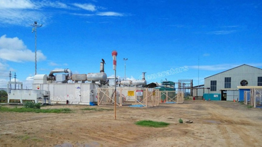 Ettes Power CNPC Peru Containerized-Oilfield Natural Gas Engine Generators Genset-Power-Plant-Ettespower