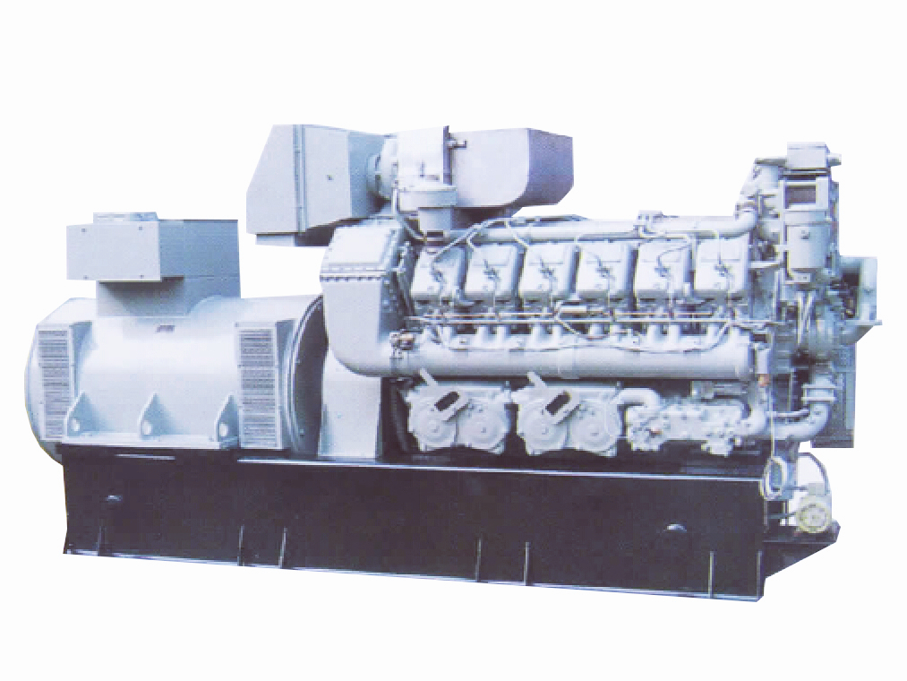 Deutz Marine TBD604 Series