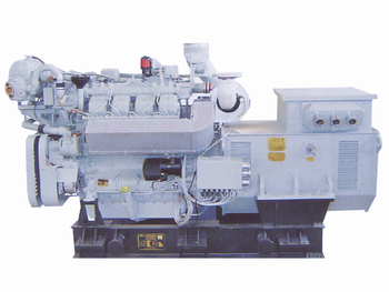 Deutz Marine TBD234 Series
